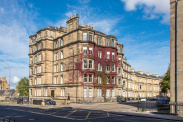 View of Rothesay Terrace, Edinburgh, Midlothian, EH3