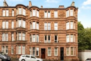 View of Laurel Place, Thornwood, Glasgow, G11