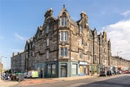View of Portobello High Street, Portobello, Edinburgh, EH15