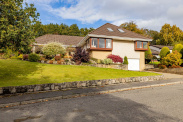 View of Mitchell Drive, Milngavie, Glasgow, G62