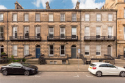 View of Chester Street, Edinburgh, Midlothian, EH3