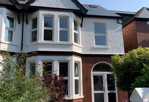 Romilly Park Road, Barry