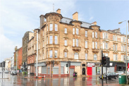 View of Norfolk Street, Tradeston, Glasgow, G5