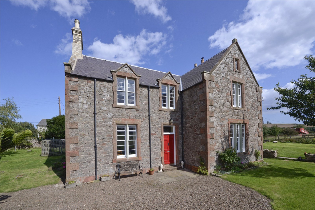 Image 17 of Ayton Mains Farmhouse, Ayton, Eyemouth, TD14