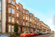 View of Hill Street, Garnethill, Glasgow, G3