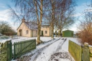 View of Corner  Cottage, By Newtyle, Angus, PH12