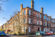 View of Clifford Place, Cessnock, Glasgow, G51
