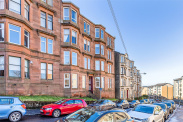 View of Oban Drive, North Kelvinside, Glasgow, G20