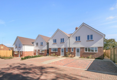 Highfields Gardens, Spinney Hill, Northampton, NN3