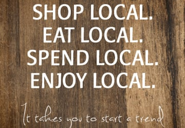 Supporting Local High Streets this Holiday Season