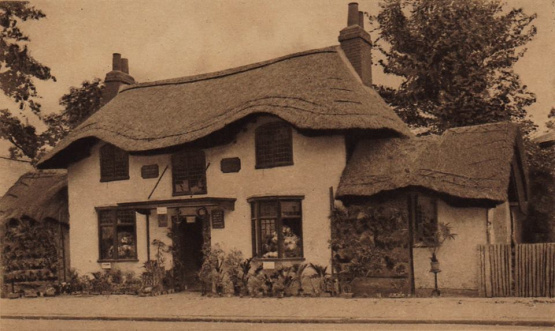 Ye Olde Thatched Cottage, Palmers Green
