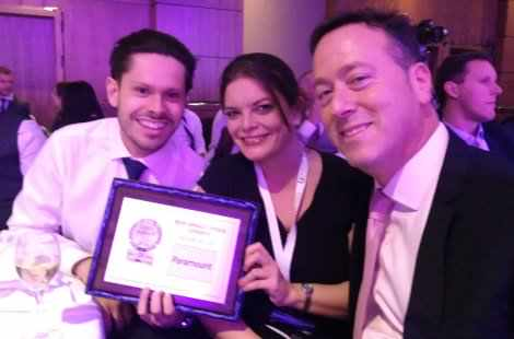 Best Single Office, London Winners!