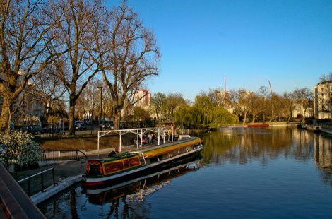 Moving to... Little Venice