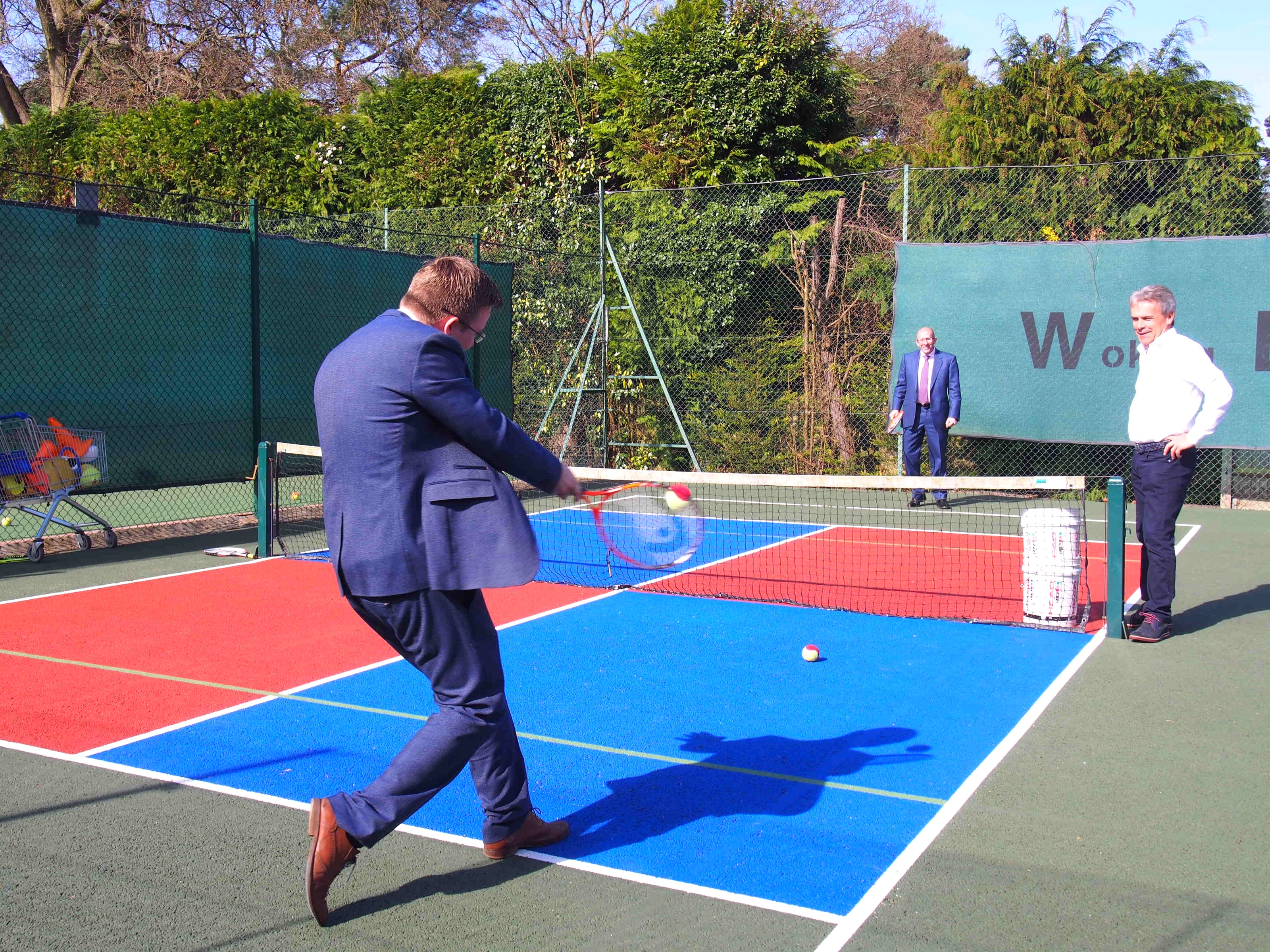 Prestige Homes In Partnership With Woking Lawn Tennis & Croquet Club