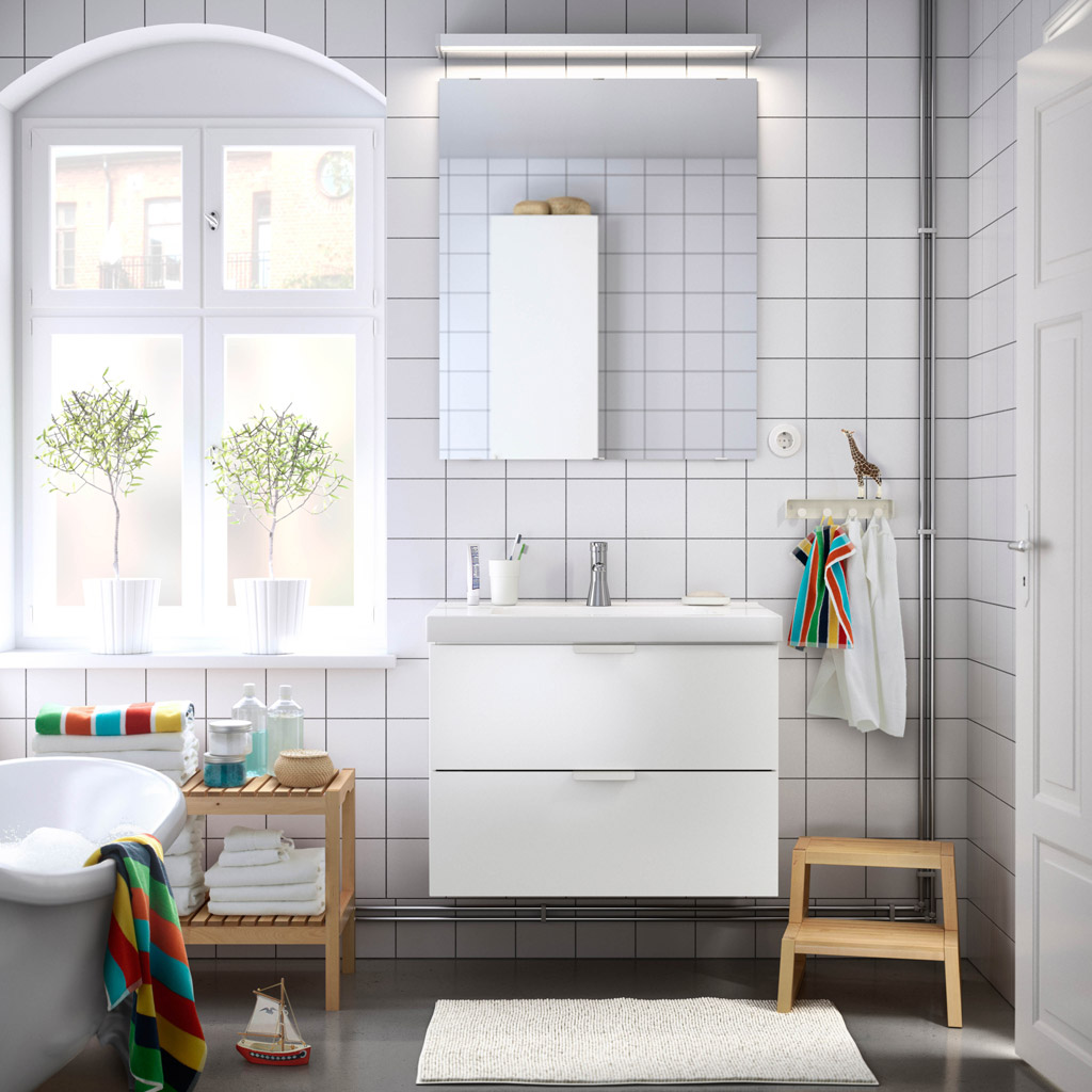 10 Clever Ways to Update Your Bathroom for Under £100 | Your Local ...