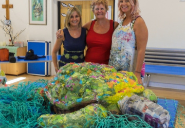 Turtlemania hits Thurlestone Primary