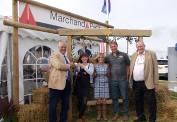Celebrations all round at the Kingsbridge Show 2017