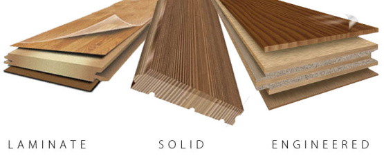 Engineered Vs. Laminate Flooring, which should you choose?