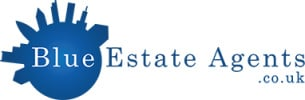 Blue Estate Agents logo