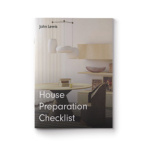 House Preparation Checklist