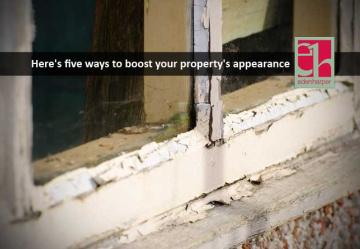 First impressions: 5 ways to improve your property's facade