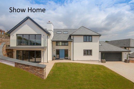 Trenemans Thurlestone Development Of 8 Luxury Contemporary Homes