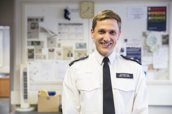 Keeping you safe this year by Chief Inspector Neil Billany