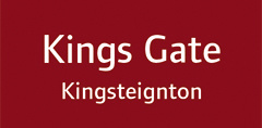 Kings Gate Newton Abbot New Homes Development logo