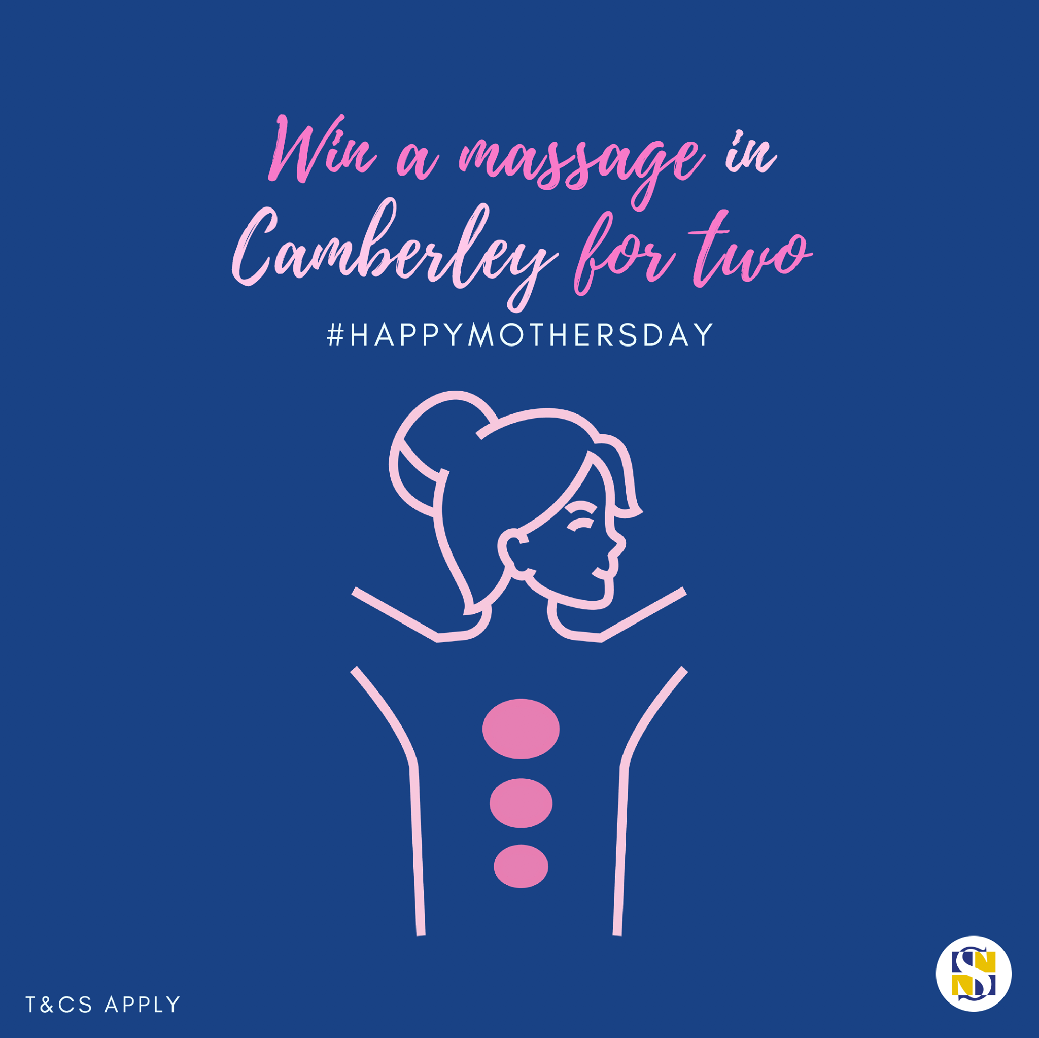 Seymours Camberley Mother's Day Competition T&Cs