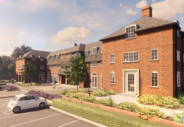 Refined Senior Living in Leicester City Centre