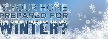 Top tips for getting your home ready for winter