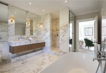 Preparing to sell:  how to present a beautiful bathroom