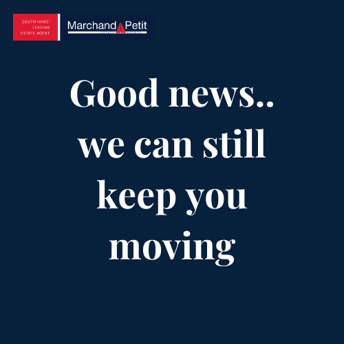 Good news we can still keep you moving