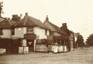 The History of Palmers Green Post Office